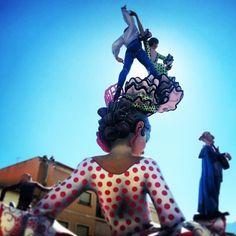 Imatges espectaculars que ens envien els nostres seguidors de les #Falles 2014 com aquesta de @sergiogk. Gràcies per la foto!  regram @sergiogk #fallaoeste #fotodenia #deniafoto #igersmarinaalta #igersalicante #enfocae #iloqueetronsaremorena #palacioiserra #fallas2014denia