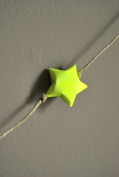 how to make these cute little stars