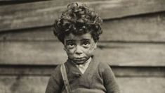 Lewis Hine's photographs of young children working in cotton mills and coal mines helped convince US lawmakers in the early 20th century to introduce new regulations.