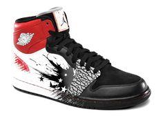 "Dave White x Air Jordan 1 Retro ""WINGS for the Future"""