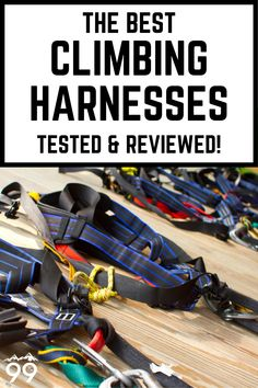 Along with climbing shoes, your climbing harness is one of your most important and frequently used pieces of rock climbing gear. It's worth getting one that suits not only your preferences, but the type of climbing you do most. Learn how to choose the best one for your needs and check out top 7 climbing harnesses on the market! I Rock climbing equipment I Rock climbing training I Indoor rock climbing I Outdoor rock climbing