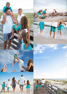 family of 5 photo shoot // beach photography // orange beach, alabama photographer