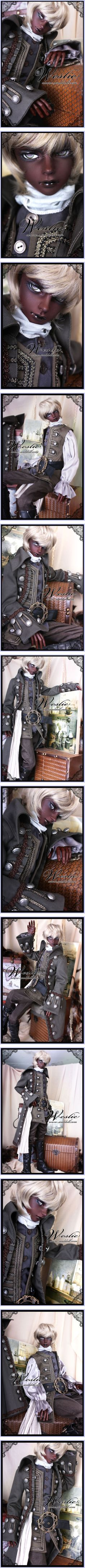 Weslie 69cm, Soul Doll - BJD Dolls, Accessories - Alice's Collections