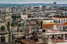 Havana skyline: the colours of the city | Flickr - Photo Sharing!
