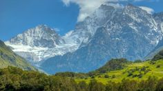 Nanda Devi and Valley of Flowers