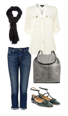 Great look for back to school!