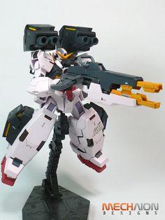 HG00 1/144 GN-005 Gundam Virtue - Painted Build