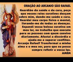 Arcanjo Rafael - cura