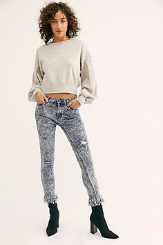 Frame Denim Flare Jeans Darling be Daring