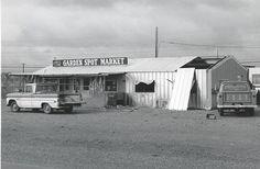 The Garden Spot Market, Tucumcari, New Mexico, USA
