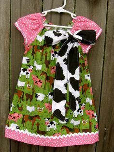 Down on the Farm Barnyard Birthday Party by PinkPopPolkaDot, $26.00