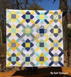 Quilt Story: Fabric Tuesday friends!
