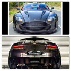 Amazing Carbon Fibre Aston Martin DBS!