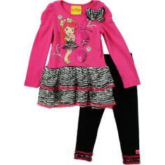 Strawberry Shortcake Girls 2-6X 2 Piece Zebra Print Dress and Pant, Pink, 5 Strawberry Shortcake,http://www.amazon.com/dp/B00D6E5LW4/ref=cm_sw_r_pi_dp_Oeyntb047P5Q6NFA