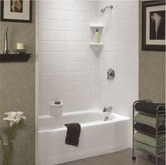 Pro #169328 | Bath Fitter | Aliquippa, PA 15001 Bath Fitter, Home Reno, Bathtub, Things To Sell, Bathroom, Standing Bath, Washroom, Bathtubs, Bath Tube