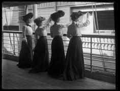 Ocean Liner, SS St Paul - ca.1900
