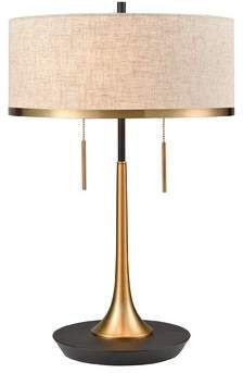 Mercer41 Dann 22 Table Lamp In 2020 Tall Table Lamps Art Deco