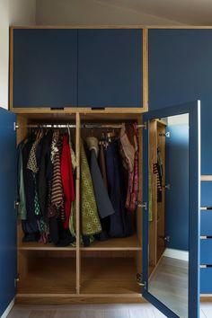 Uncommon Projects. Blackheath Bedroom