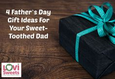 These father's day gift ideas are sweet, fun and super tasty! It's a well known fact that a way to a man's heart is through his stomach... Click to find out more
