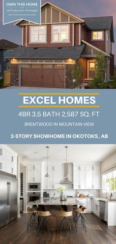 11 delightful calgary ab new homes directory images in 2019 new rh pinterest com