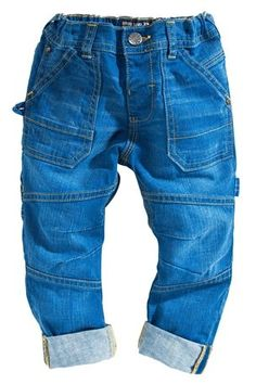 Buy Aqua Carpenter Jeans (3mths-6yrs) from the Next UK online shop