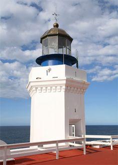 Arecibo (Punta Morrillo) Lighthouse, Puerto Rico at Lighthousefriends.com