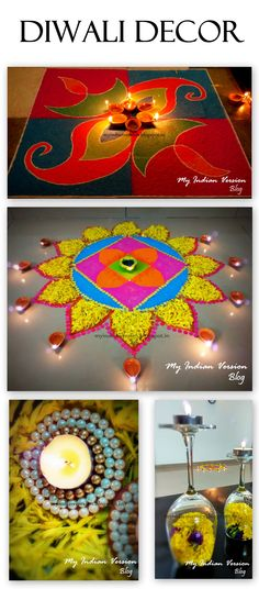 DIWALI Festival Decorations At MY HOME See how my Diwali decor turned out…It is blend of traditional and modern Diwali decoration ideas. Diya Decoration Ideas, Diwali Decorations At Home, Festival Decorations, Food Decoration, Decor Ideas, Diy Organizer, Diy Organization, Diwali Diy, Happy Diwali