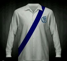 Real Madrid home shirt for 1902.