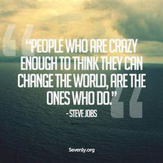 gotta start somewhere #changetheworld