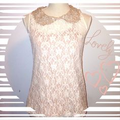 Lace Shirt  Tops