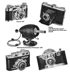 50 Vintage Camera Ads - Part 1 | Abduzeedo Design Inspiration
