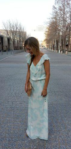Annie Griffin, Maxi Dress, Dallas, Dallas Museum of Art