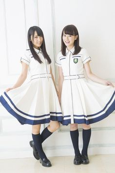欅坂46 キャプテンと副キャプテン!