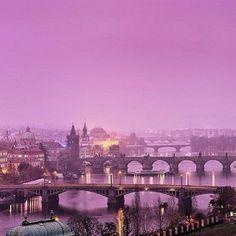 Praga é simplesmente encantadora! #viator #turismo #viagem