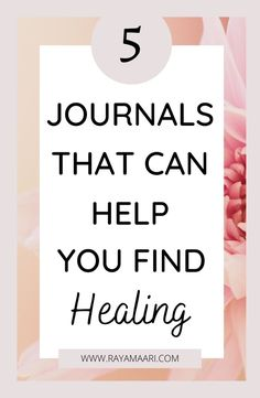 Almost every one of us has been through something that requires healing. By using these journals for healing, you can heal your emotional wounds and properly grieve your losses. best guided journals | guided journals for women | guided journals to buy | journal for healing Positive Thinking Tips, Writing Therapy, Daily Writing Prompts, Troubled Relationship, Healing A Broken Heart, Depression Symptoms, Love Tips, Transform Your Life, Self Improvement Tips