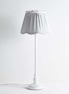 Photo 3 of Holly Willoughby Grey table lamp