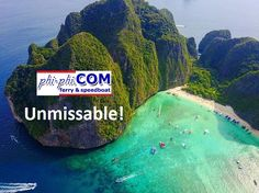 "How do you get your travel time in the sun done?  Koh Phi Phi is paradise!  ""Like"" or ""Share"" immediately  to show you would rather be on Kohphiphi  @99traveltips"