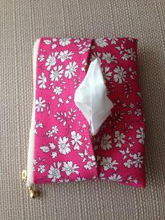 ポケットティッシュケース付きポーチ | 調布パルコ店 | 生地、手芸用品のオカダヤ(okadaya)公式ショップブログ
