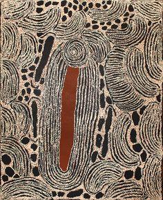 Ningura Napurrula - Women ceremonies - Sacred Rockholes http://www.aboriginalsignature.com/art-aborigene-papunya-tula/ningura-napurrula-women-ceremonies-sacred-rockholes