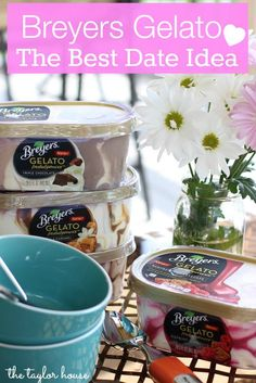 Breyers Gelato received complimentary for testing purposes from @InfluensterVox @breyers #GelatoLove #TLCVoxBox