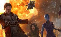 Guardiões da Galáxia Vol. 2 | Arte Conceitual do Filme Traz a Personagem Mantis