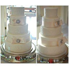 fabulous vancouver wedding #cakeartbyrabia #ubcwedding #cecilgreenweddings #ivoryweddingcake by @cakeartbyrabia  #vancouverwedding #vancouverwedding
