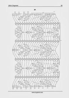 I miei lavori all'uncinetto: crochet punto fantasia