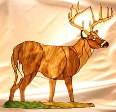 Find stained glass patterns deer from a vast selection of Glass & Mosaics on eBay! Description from patternew.com. I searched for this on bing.com/images