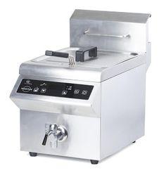 Friteuza cu Inductie - Amenajari HoReCa Induction, Filing Cabinet, Washing Machine, Home Appliances, Storage, Furniture, Home Decor, Dry Fryer, House Appliances