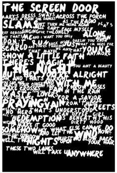 Thunder road - best song ever! By Bruce Springsteen Best Song Ever, Greatest Songs, Power Metal, Bruce Springsteen, Music Film, Art Music, Elvis Presley, The Boss Bruce, Boss Me
