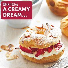 It's strawberry season! Here's a reason to bake an indulgent treat. #dailydish #picknpay #freshliving