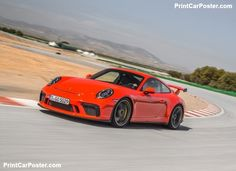 Porsche 2017 by NetCarShow Car Posters, Poster Poster, Porsche 911 Gt3, Manual Transmission, Sport, Cool Cars, Motor, Vehicles, Phase 2