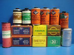 Filmes dobozok, kazetták, filmek (12 db 2600)