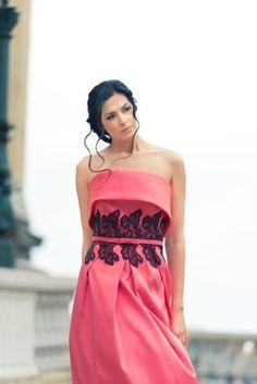 Alkmini Coral Dress www.alkmini.info